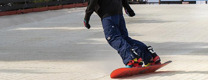 Snowtrax Activity Centre | Snowboarding