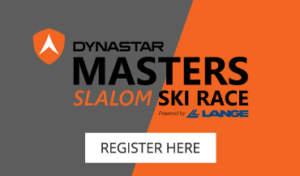 Dynastar Masters Slalom Snowtrax Race