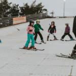 Children's Ski Lessons at Snowtrax in Dorset