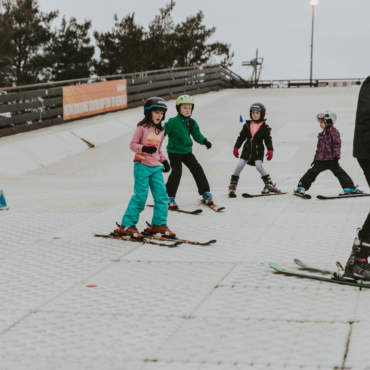 Learning Snowsports On An Artificial Surface Verses Learning On Snow