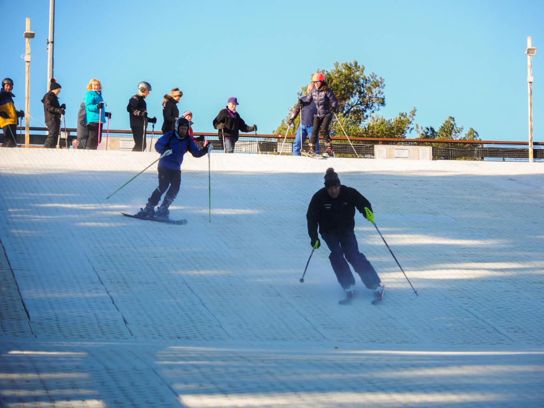 Ski Club Sessions At Snowtrax Near Bournemouth Snowtrax